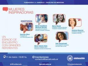 Mujeres Inspiradoras. Día Internacional de la Mujer. 2014.