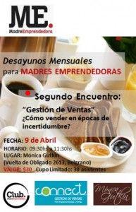 2º Desayuno del Club MadreEmprendedora.