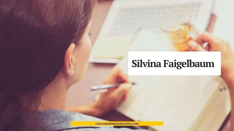 Silvina Faigelbaum: Periodista | Feria Expositora Para Difundir Emprendimientos