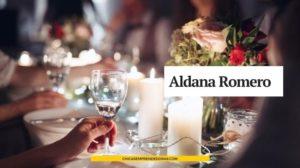 Aldana Romero: Organizadora de Eventos