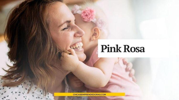 Pink Rosa: Bolsos para Mamás