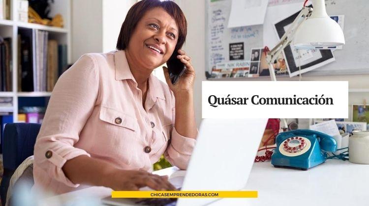Quásar Comunicación: Consultora Boutique de Prensa