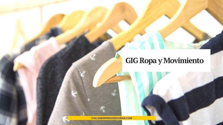 GIG Ropa & Movimiento: Diseños con Dinamismo y Confort