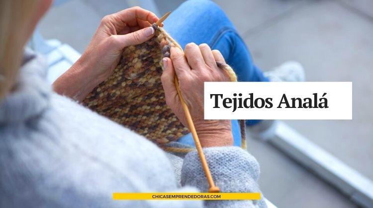 Tejidos Analá: Accesorios Tejidos a Dos Agujas