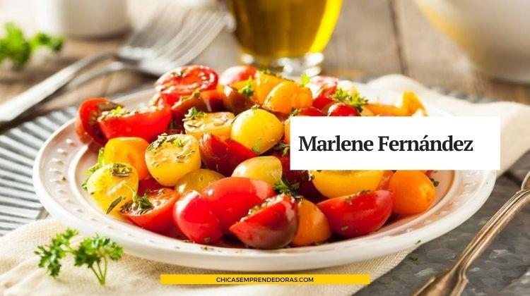 Marlene Fernández: Licenciada en Nutrición