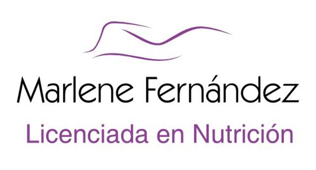 Marlene Fernández, Licenciada en Nutrición.