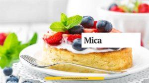 Mica - Pastelería & Eventos