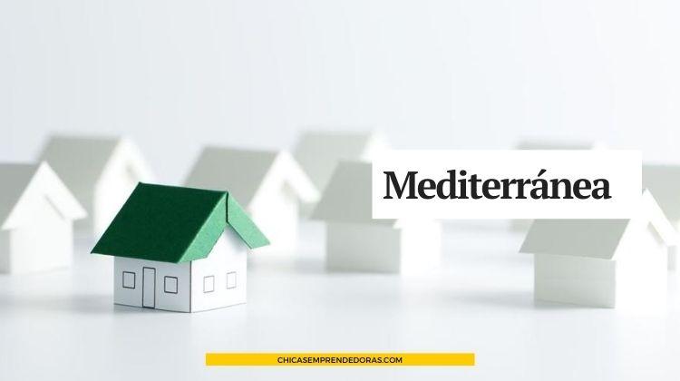 Segundas Partes Fueron Buenas: Bienes Inmuebles Mediterránea