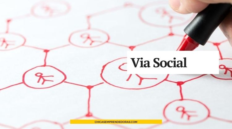 Vía Social: Social Media + Marketing + Branding