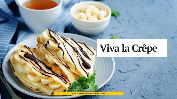 Viva la Crêpe: Restaurante Con Aire Francés