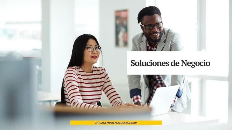 Soluciones de Negocio: Asesoramiento a PYMES y Emprendimientos