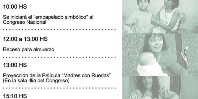 """Cine Debate """"Madres con Ruedas""""."""