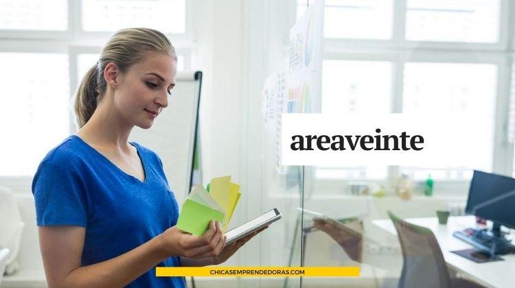 areaveinte: Comunicación Visual