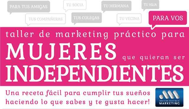 Marketing Para Mujeres Independientes.