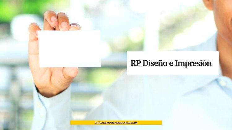 RP Diseño e Impresión: Diseño, Impresión y Craft Handmade