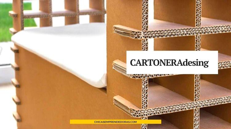 CARTONERAdesign: Muebles de Cartón Ecológicos