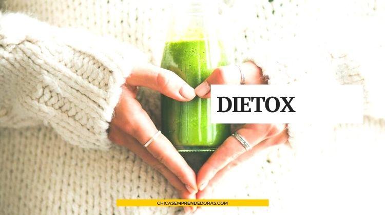 DIETOX: Licuados BIO y Planes Detox