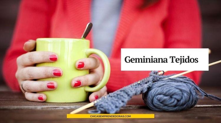 Geminiana Tejidos: Indumentaria y Accesorios Femeninos Tejidos