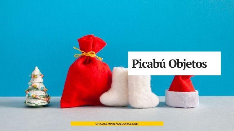 Picabú Objetos: Objetos Realizados en Fieltro