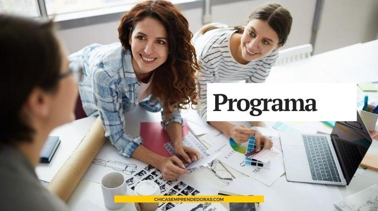 Programa Intensivo Mujeres Emprendiendo - INICIA