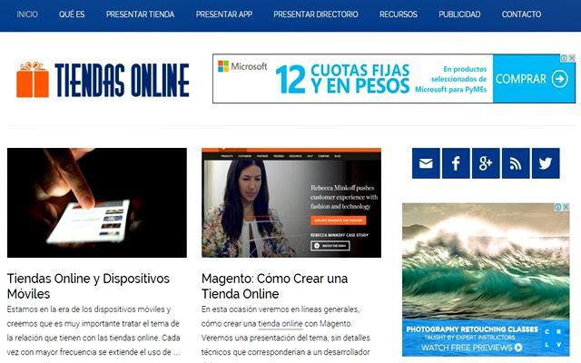 TiendasOnlineAqui.com