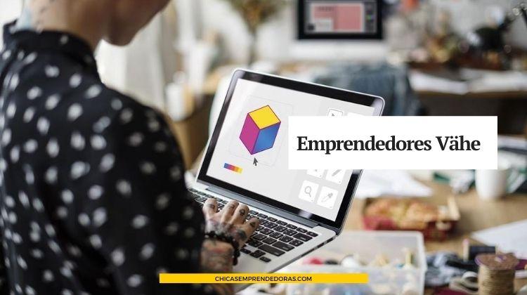 Emprendedores Vähe: Diseño a Mini Precios y Talleres Online