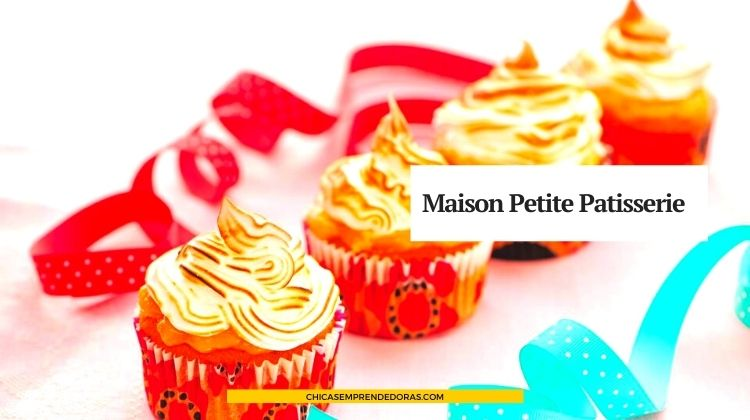 Maison Petite Patisserie: Pastelería + Diseño