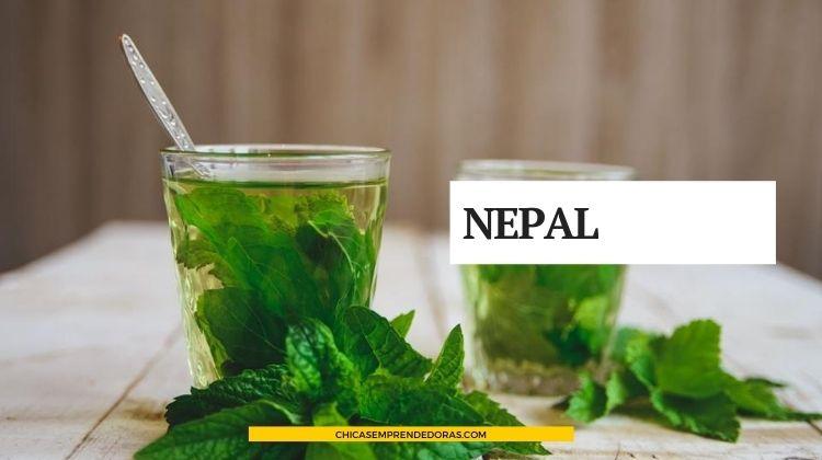 NEPAL: Bebidas Funcionales Hechas con Ingredientes Naturales