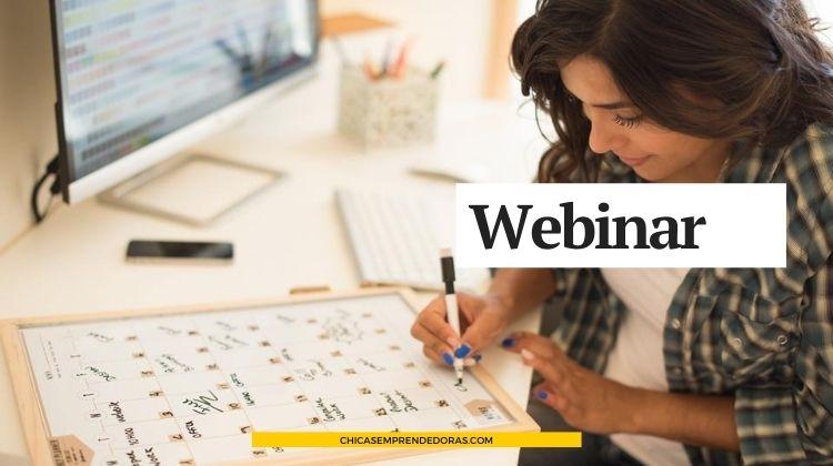 Webinar Gratis Para Mujeres Emprendedoras: Organización - 16 Octubre 2015