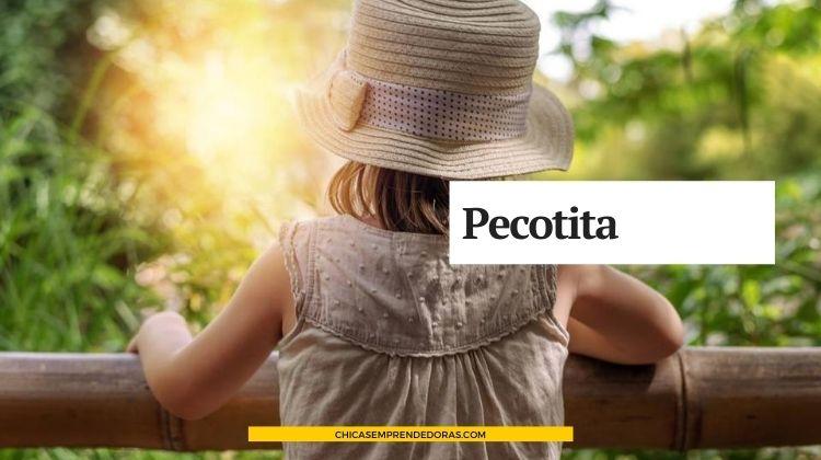 Pecotita: Ropa Infantil