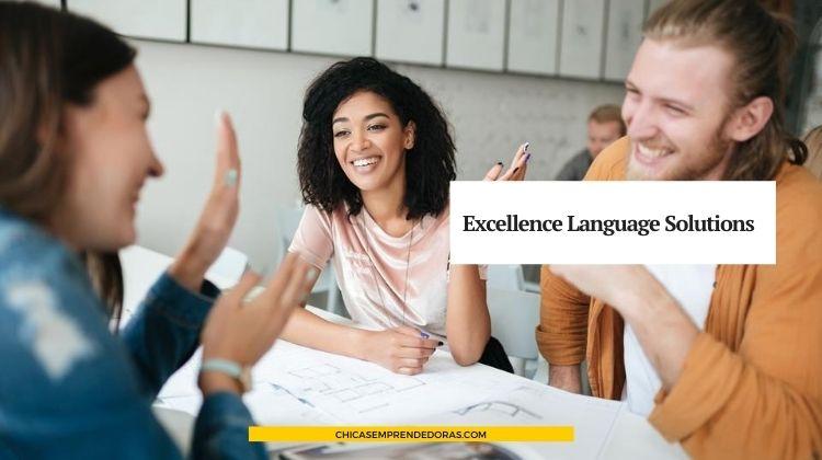 Excellence Language Solutions: Capacitación y Consultoría en Idiomas