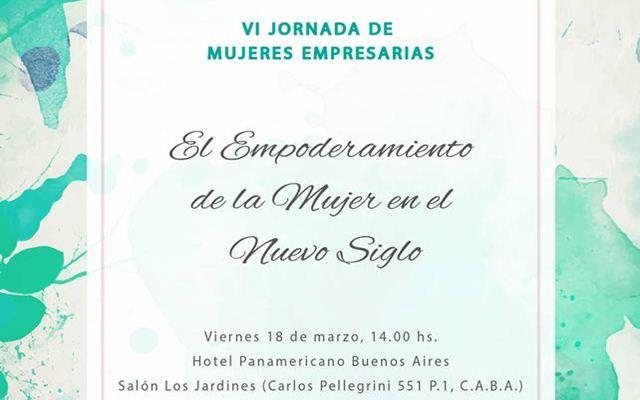 Jornada Gratuita de Mujeres Empresarias.