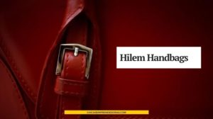 Hilem Handbags: Carteras de Cuero y Materiales Alternativos