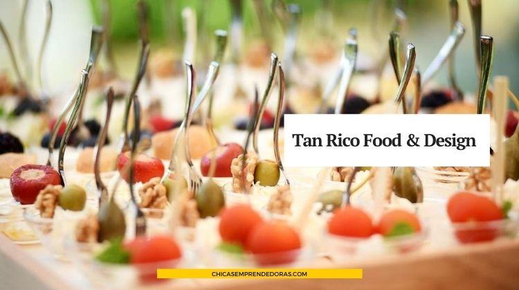 Tan Rico Food & Design: Finger Food Catering
