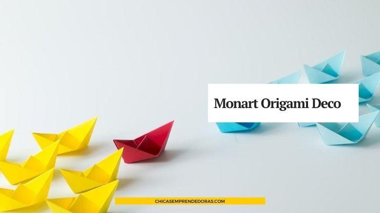 Monart Origami Deco