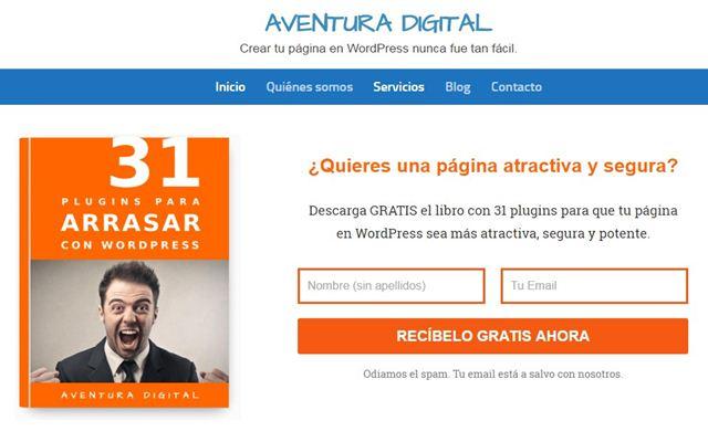 Aventura Digital.