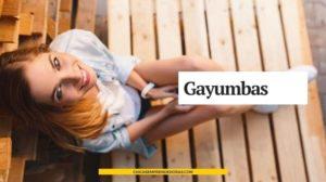 Gayumbas: Shorts para Mujer con Inspiración Masculina