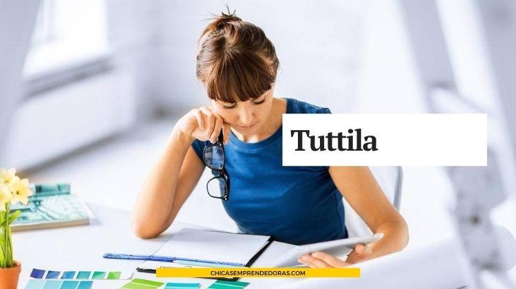 Tuttila: Diseño Gráfico