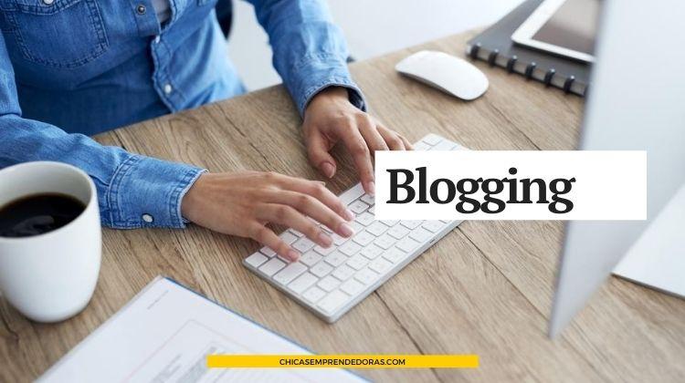 Blogging: qué significa para mí